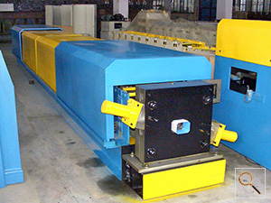 Downpipe/Rainspout Roll Forming Line