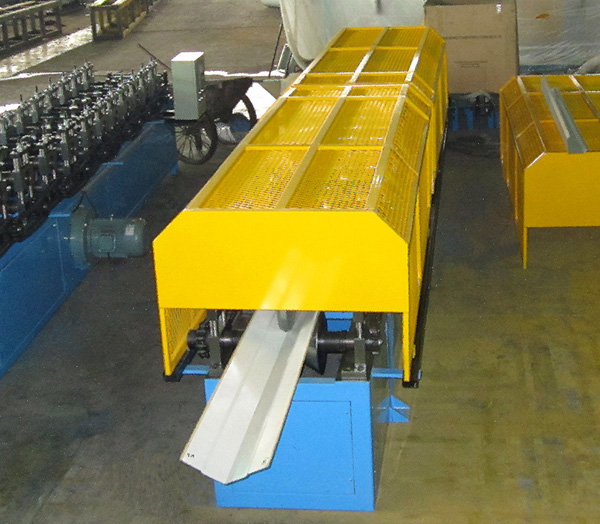 Roll Forming Machine for Ridge Cap