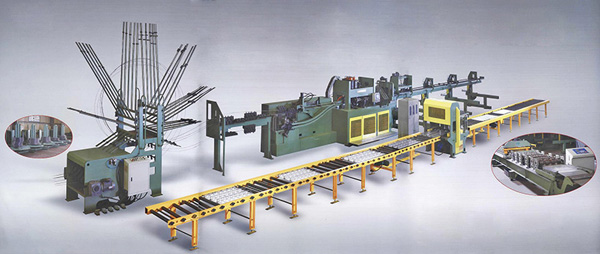 Steel Truss Roll Forming Machine