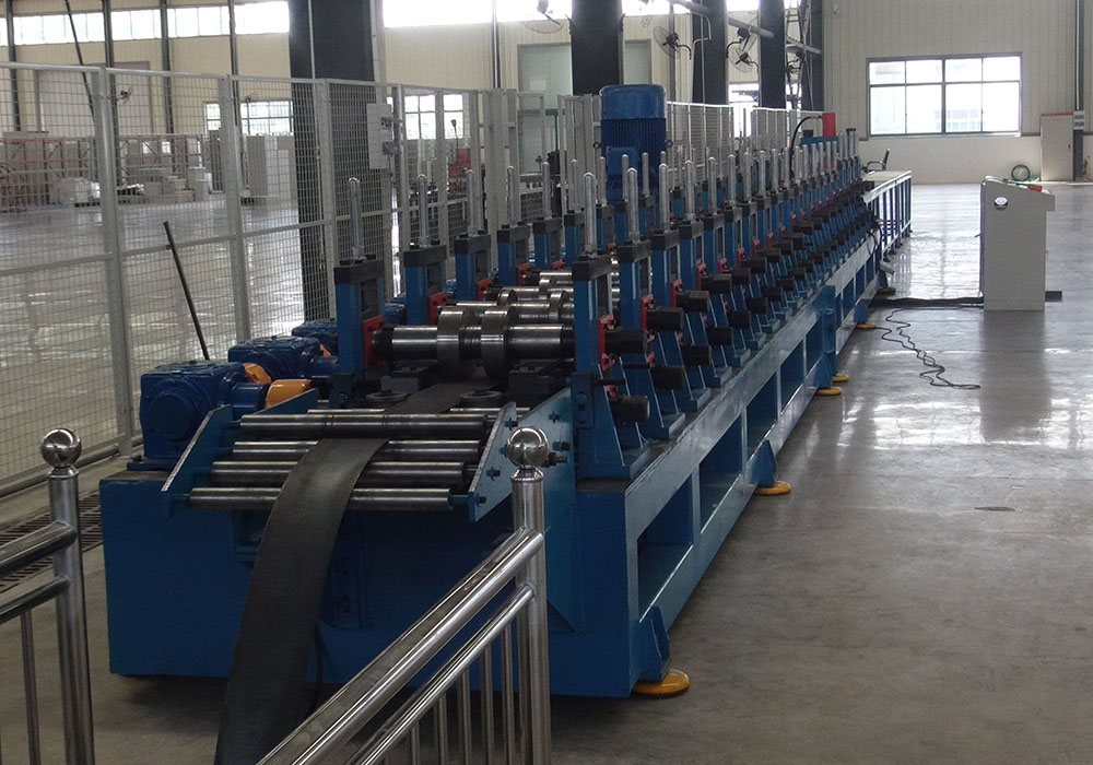 Solar Photovoltaic Bracket Roll Forming Machine