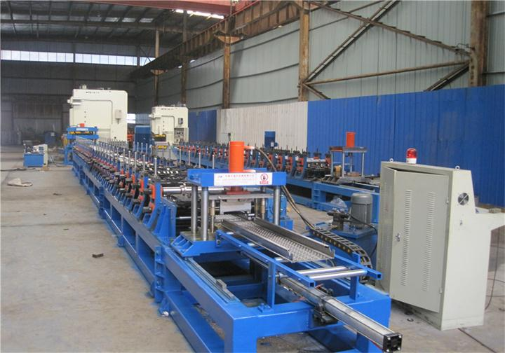 Scaffolding Walk Board Roll Forming Machine