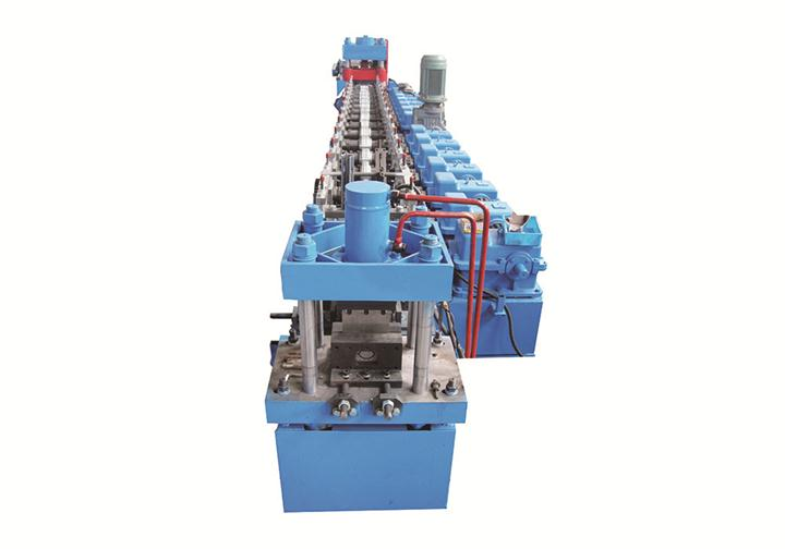 Vineyards Post Roll Forming Machine